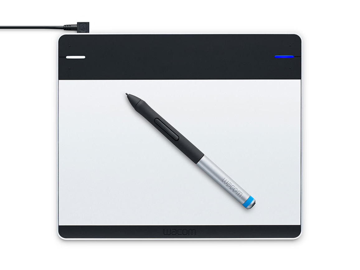 Wacom Intuos Pen Small. Графический планшет: